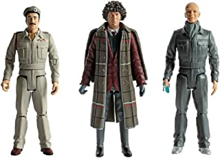 Doctor Who Collector Figure Set - The 1970's