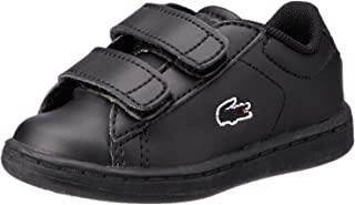 Lacoste Carnaby EVO BL 3 Fashion Shoes, BLK/BLK