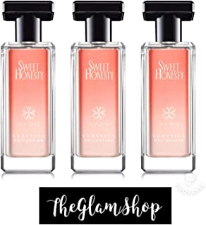 Avon LOT OF 3 Sweet Honesty Classics Collection Cologne Spray 1.7 fl oz Each Brand New Fresh Sold by The Glam Shop