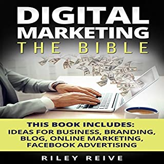 Digital Marketing: The Bible cover art