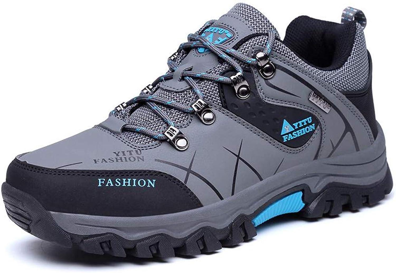 Giles Jones Mans Hiking skor Winter Winter Winter Andbar gående Jogging Mountainer skor  hög rabatt