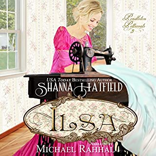 Ilsa: A Sweet Western Historical Romance audiobook cover art