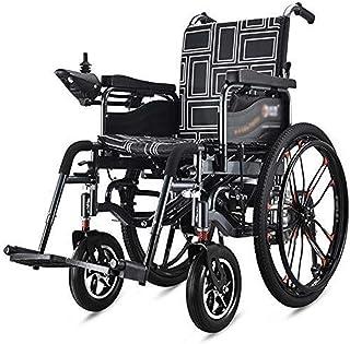 Sillas de ruedas eléctricas para adultos Silla de ruedas eléctrica for trabajo pesado, ligero plegable silla de ruedas eléctrica silla de ruedas eléctrica, sillas de ruedas motorizada scooters práctic