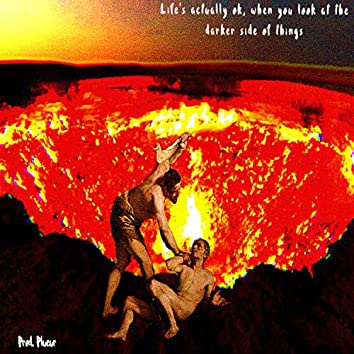 Life's actually ok, when you look at the darker side of things. (prod. Pleur)