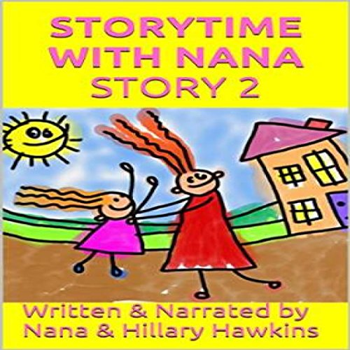 Storytime with Nana 2: The Girl from Japan audiobook cover art