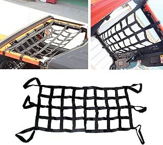 jeep wrangler roof net