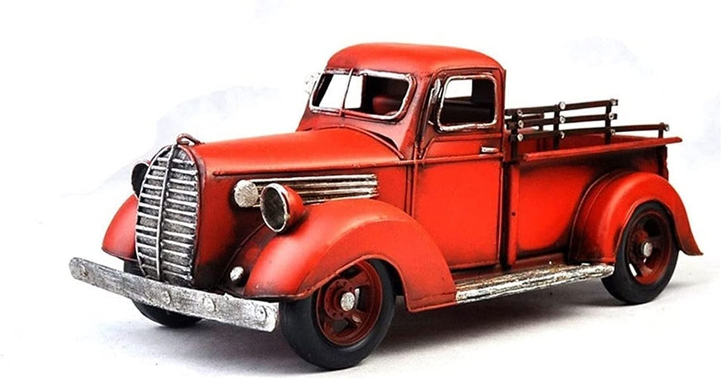 Max 58% OFF Limited price Hging Metal Antique Vintage Car Handcrafted Co Model Collections