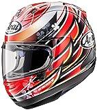 アライ(ARAI) バイクヘルメット フルフェイス RX-7X ナカガミ 61cm-62cm RX7X NAKAGAMI 61