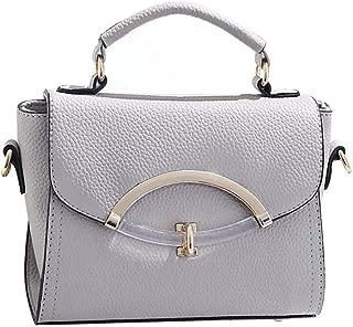 Kwok Women Bag Fashion Lock Small Fresh Shoulder Messenger Bag Crossbody Bag Buckle Bag Wallet Mobile Phone Bag
