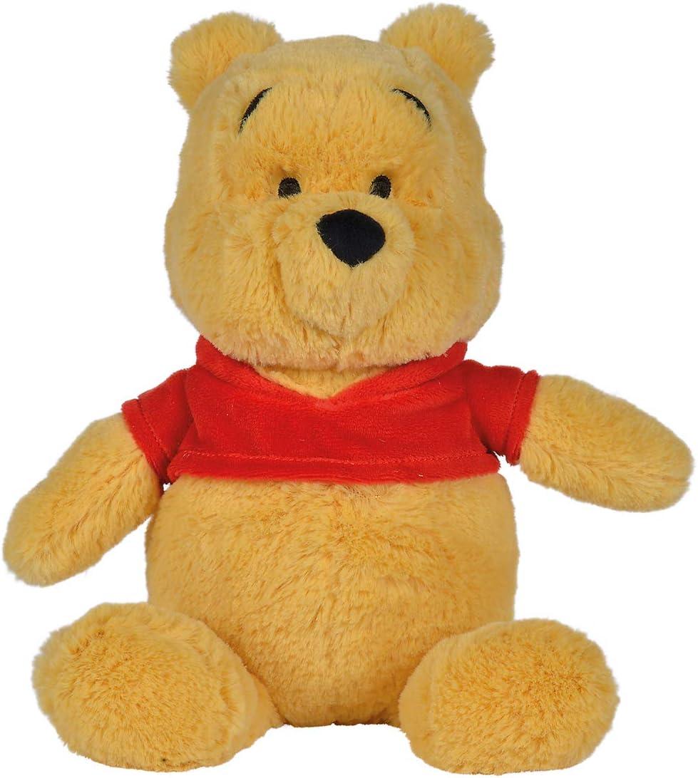 Simba Puuh Plüschfigur/Cuddle Refresh / 25cm Disney Peluche (25 cm), diseño de Winnie The Pooh, Color 1. (6315872670)
