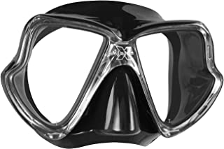 Mares X-Vision Mid Mask for Scuba Diving and Snorkeling