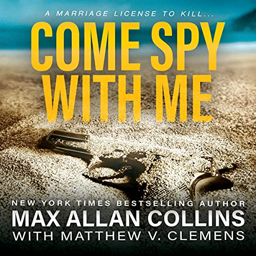 Come Spy with Me cover art