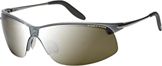Eagle Eyes Men's Pro-Master Pano-Vu Sports Wrap Polarized Sunglasses