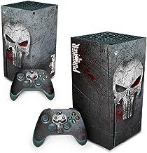 Skin Adesivo para Xbox Series X - The Punisher Justiceiro