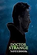 Doctor Strange: Marvel Superhero Notebook Journal 6 x 9 Inches
