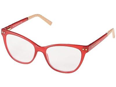 Kate Spade New York Jonesha (Red) Reading Glasses Sunglasses