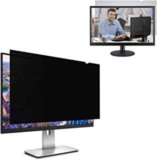 "17 18.5 19 19.5 20 22 23 23.6 23.8 24 25 26 27"" inch Computer Privacy Screen Filters,Computer Display Privacy Screen Protector,Anti-Glare Anti-Spy Anti-Blue Scratch and UV Protection,Easy Install 27-Inch Widescreen(16:10)"
