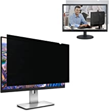 Accgonon Computer Privacy Screen Filters,22-Inch Widescreen(16:10) Monitor Privacy Screen Protector,Anti-Glare Anti-Spy Anti-Blue Scratch and UV Protection,Easy Install