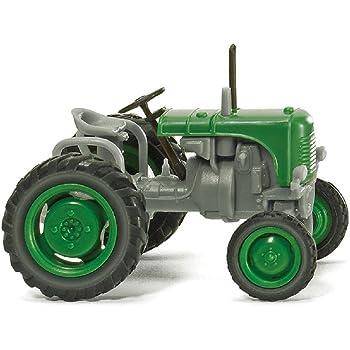 Wiking 87649 tractor Steyr 80-hierba verde-nuevo