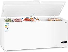 Royal Catering Congelador Profesional Arcón RCFZ-560+ (