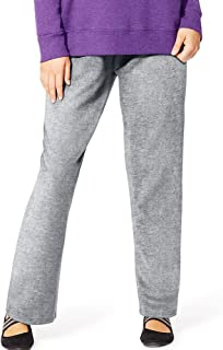 JUST MY SIZE Women's Plus-Size EcoSmart Sweatpants