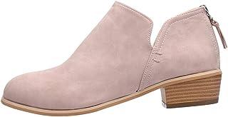 Showsing laarzen, eenkleurig, voor dames, winter, voor dames, herfst, sneeuwlaarzen, schoenen, ritssluiting, vrouwen, laar...