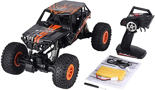 en promociones de estadios Sunnyday Wltoys 10428-D 10428-D 10428-D 1 10 4WD 18 km   h RC Crawler Off-Road Truck Electric RC Car  se descuenta