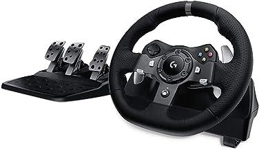 Logitech G920 Force PC/Xbox Direksiyon, Siyah