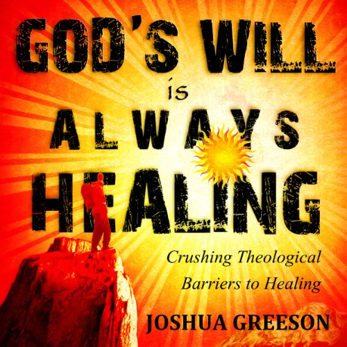 God's Will is Always Healing audiobook cover art