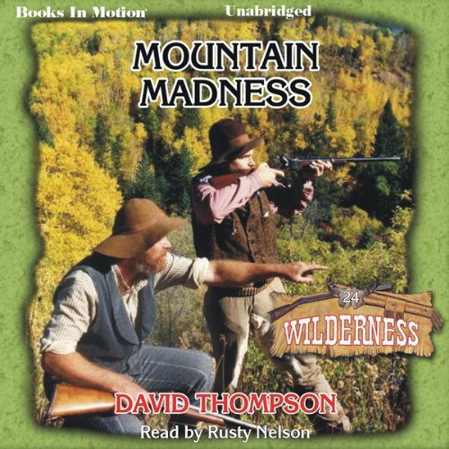 Mountain Madness audiobook cover art