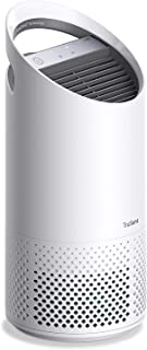 TruSens Air Purifier | 360 HEPA Filtration with DuPont Filter | UV Light Sterilization Kills Bacteria Germs and Odors on Filter | Dual Airflow for Full Coverage (Small)