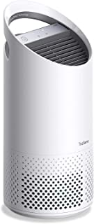 TruSens Air Purifier | 360 HEPA Filtration with Dupont Filter | UV Light Sterilization Kills Bacteria Germs Odor Allergens in Home | Dual Airflow for Full Coverage (Small)