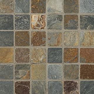 MS International 2x2 12x12 SMOT-CGLD-2X2-T California Gold Ceramic Tile Tumbled in 12