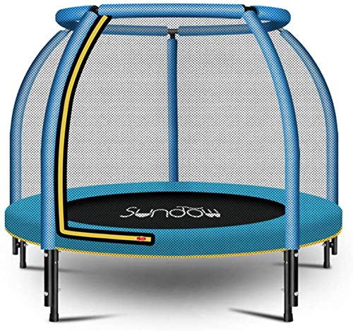 Trampoline met Safety Enclosure Net - 2020 Upgraded Kids Trampoline - met Safety Pad, Stable & Quiet Exercise Rebounder voor kinderen Volwassenen Indoor/Garden Workout Max 300LBS