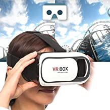 Jhingalala ® Vr Box 3D Virtual Reality Vr Glasses for Android Mobile Phones (Jhingalala VR)