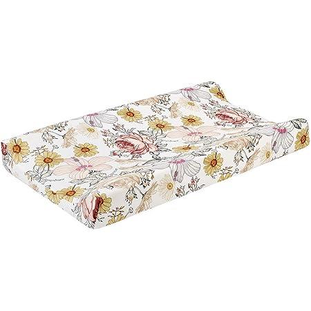 Crib Sheet or Changing Pad Cover floral Changing Pad Girl Changing Pad Cover floral Crib Sheet Girl Crib Sheet WILD AT HEART Free Ship