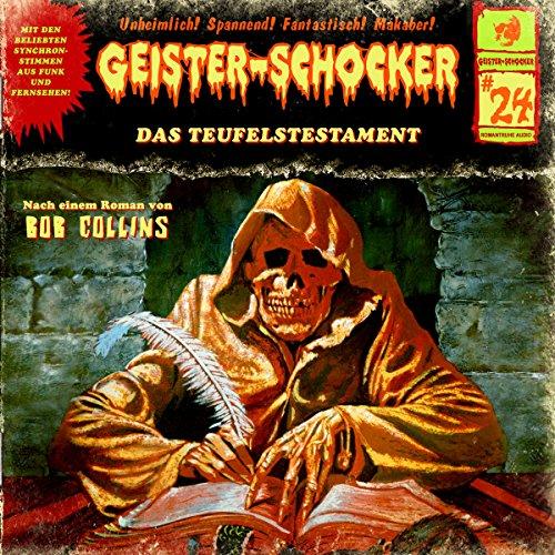 Das Teufelstestament audiobook cover art