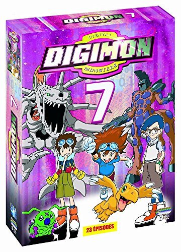 Coffret Digimon vol 7