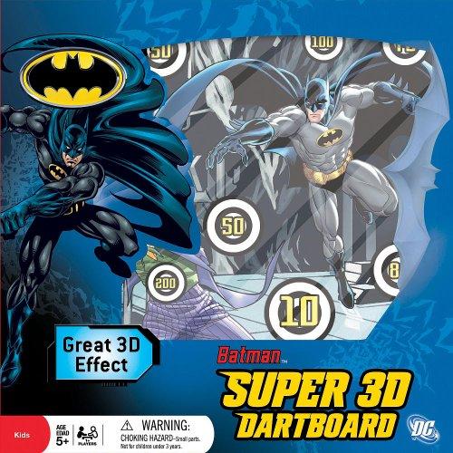 BATMAN Super 3D Dart Game