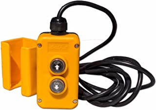 Fisters 4 Wire Dump Trailer Remote Control Switch fits Double Acting Hydraulic Pumps