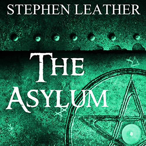 The Asylum audiobook cover art