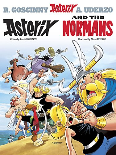 Asterix and the Normans: Album 9
