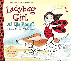Lady Bug Girl at the Beach - Free Online Kids Book