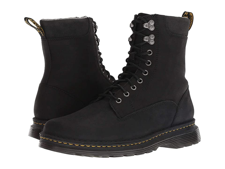 Dr. Martens Vincent Hook Robson (Black Muddy River Waterproof) Men
