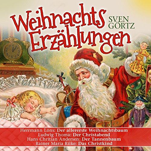 Weihnachtserzählungen Titelbild
