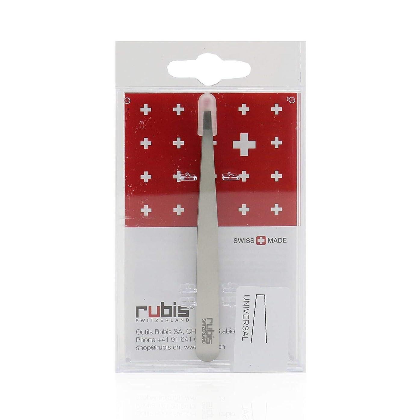 アダルト旅行楽しいスイス?rubis(ルビス)社 ツイーザー?ユニバーサル 1K302-CD