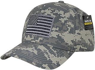 Rapiddominance T76-USA-ACU Embroidered Operator Cap, USA, Acu, Army Combat Uniform