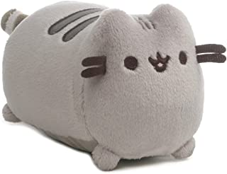 GUND Pusheen Phone & Computer Screen Cleaner Plush Stuffed Animal Cat, Gray, 4