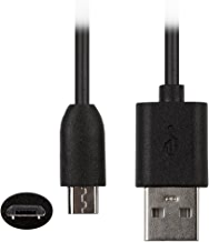 USB Power Cable for Acer Iconia A1, W1, A3, B1 Tablets - Replacement Charging Micro Lead Power