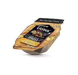 Licious Spread Chunky Honey Mustard Chicken Spread Pouch, 30 g